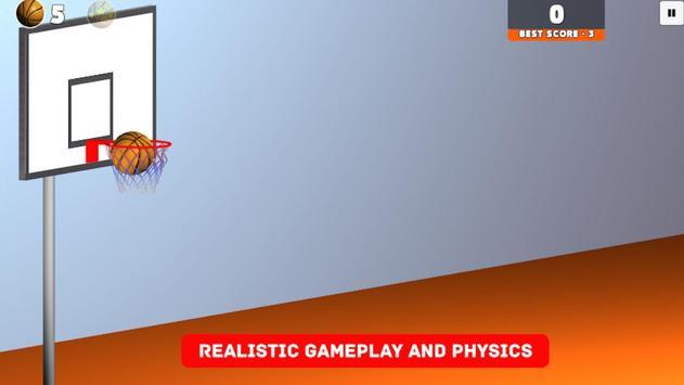 Basketball Hoop apk screenshot
