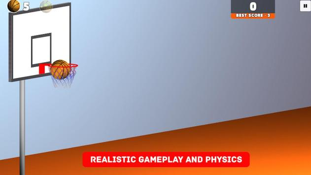Basketball Hoop apk screenshot