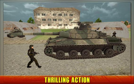 Frontline Military Commando screenshot 13