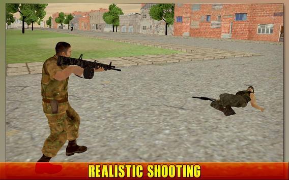 Frontline Military Commando screenshot 1