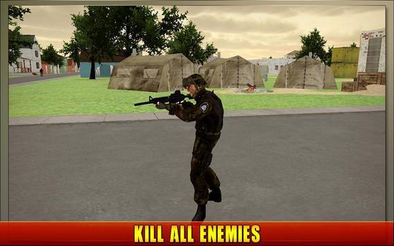 Frontline Military Commando screenshot 2