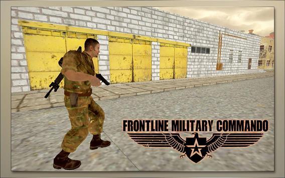 Frontline Military Commando screenshot 8