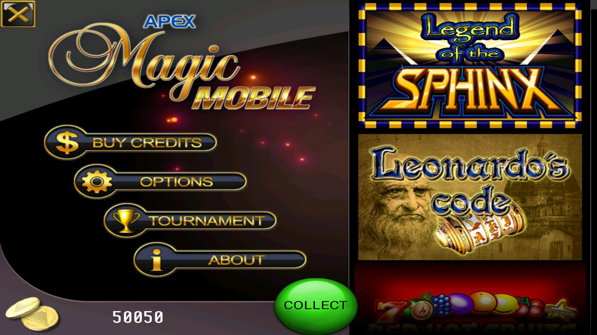 Magic Mobile Slot