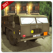 Army Truck Driving Simulator 17 - Transport Game icon