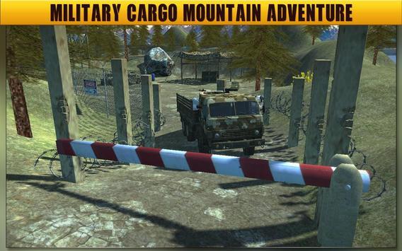 Army Truck Driving Simulator 17 - Transport Game apk screenshot