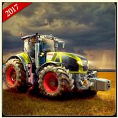 Farming Simulator Pro - Real Tractor Farming icon