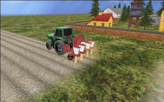 Farming Simulator Pro - Real Tractor Farming screenshot 3