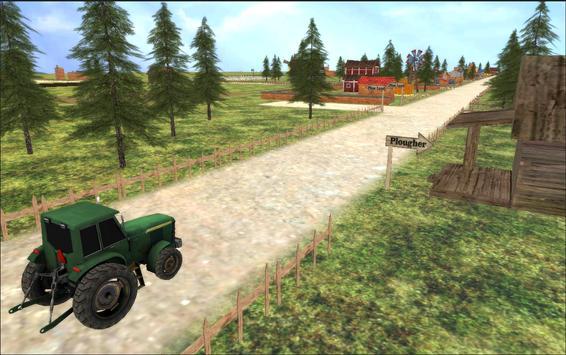 Farming Simulator Pro - Real Tractor Farming poster