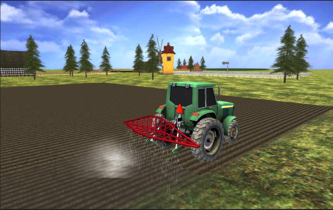 Farming Simulator Pro 2017- Real Tractor Farming APK ...