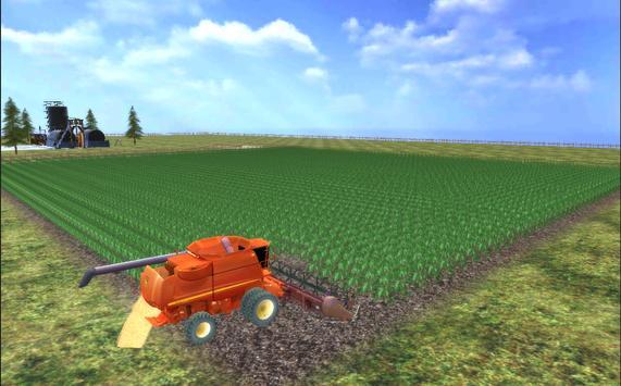 Farming Simulator Pro - Real Tractor Farming screenshot 12