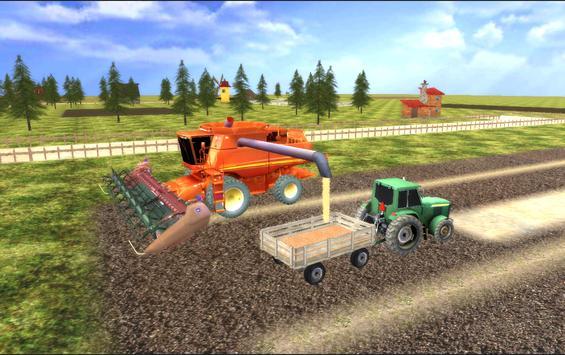 Farming Simulator Pro - Real Tractor Farming apk screenshot