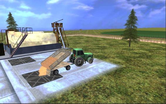 Farming Simulator Pro - Real Tractor Farming screenshot 15