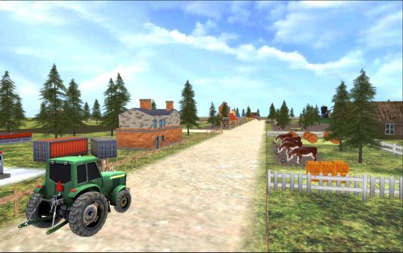 Farming Simulator Pro - Real Tractor Farming screenshot 6