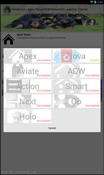 Hovawart Theme -Nova/ADW/GO apk screenshot