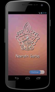 Navratri Garba and Dandiya poster