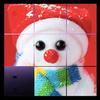 Merry Christmas : Jigsaw Puzzle Game 🧩 🎄🎅🔔⛪✝️ biểu tượng