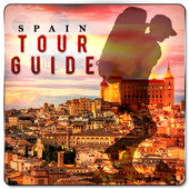 Spain Tour Guide icon