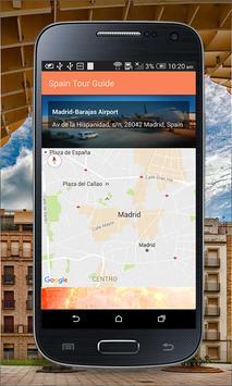 Spain Tour Guide apk screenshot