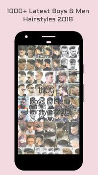 1000+ Boys Men Hairstyles and Hair cuts 2018 poster