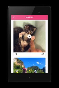 Downloader for Instagram screenshot 10