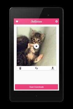 Downloader for Instagram screenshot 9