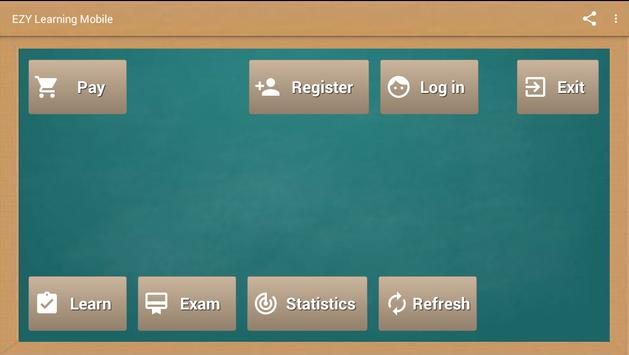 Ezy Learning Mobile screenshot 9