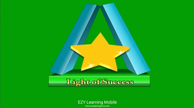 Ezy Learning Mobile poster