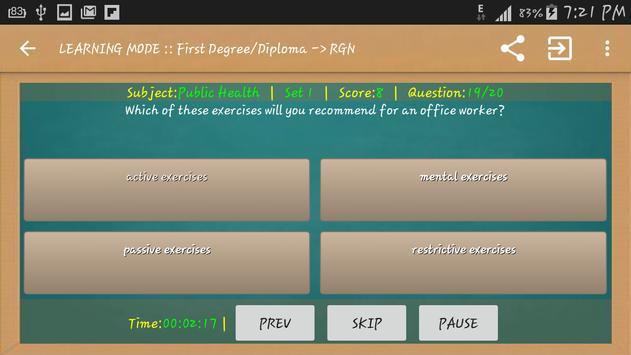Ezy Learning Mobile screenshot 13