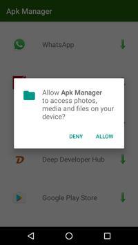 Apk Manager screenshot 3