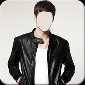 Jacket Photo Frames icon