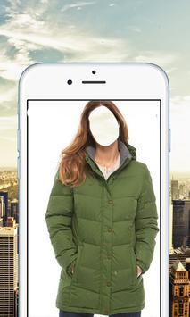 Jacket Photo Frames screenshot 2