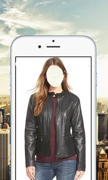 Jacket Photo Frames screenshot 3