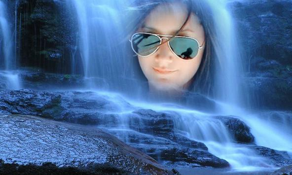 Waterfall Photo Frames screenshot 1