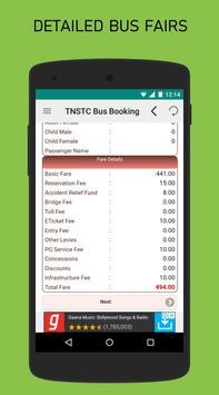 TNSTC Bus Booking App screenshot 6