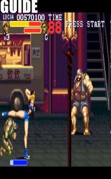 Guide Last Final Fight apk screenshot