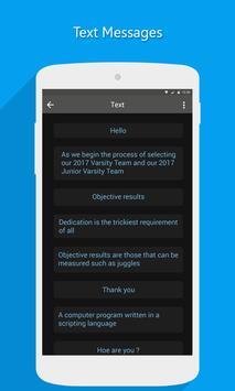 Daily Messages screenshot 2