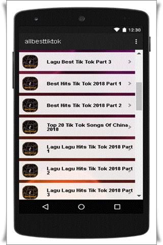 All Best Tik Tok Songs 2018 for Android - APK Download