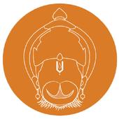 Hanuman Madhupur temple icon