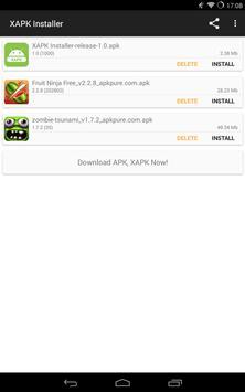 XAPK Installer screenshot 9