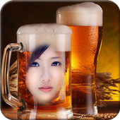 Beer Glass Frame icon