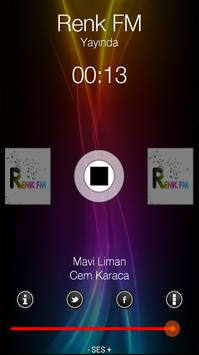 Renk FM screenshot 1