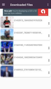 MultiSave - Photo & Video Downloader HD apk screenshot
