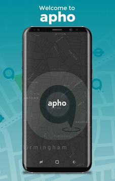 APHO Ride poster