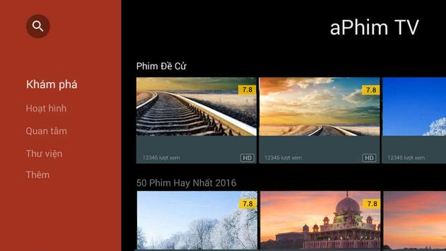 aPhimTV - Xem TV Online poster