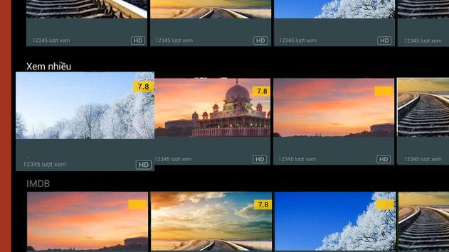 aPhimTV - Xem TV Online apk screenshot