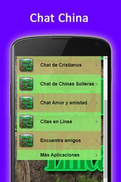 Chat China Amor El Linea Gratis screenshot 2