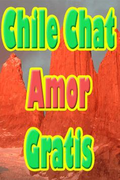Chile Chat Amor Gratis poster