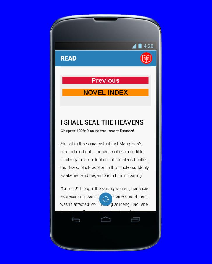 Read Web Light Novel Reader for Android - APK Download
