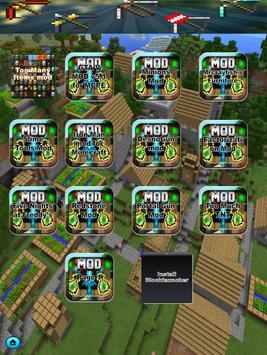 Mods For Minecraft Pe 2015 Wik apk screenshot