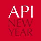API New Year icon